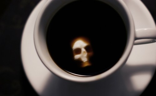 GearDiary Sugar Skulls for Your Coffee - More Meditative Than Macabre