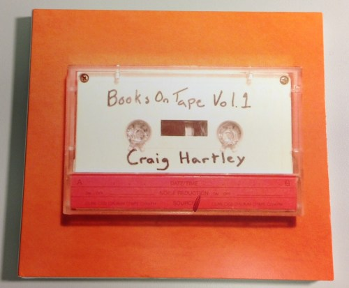 Craig Hartley - Books on Tape Vol. 1 CD Review