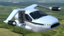 It's a Bird! It's a Plane! It's a...Flying Car!