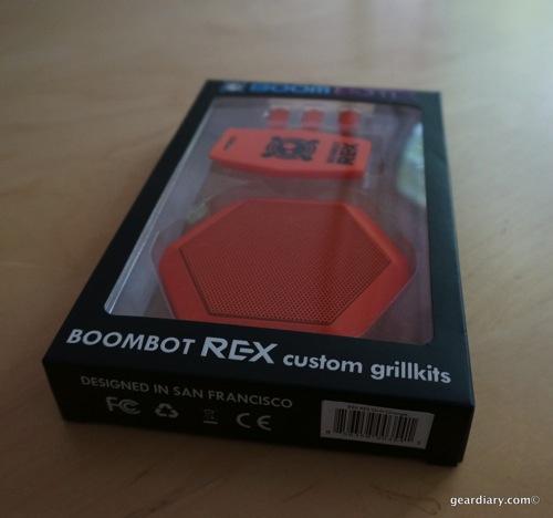 Gear Diary Boombot REX Bluetooth Speaker 33