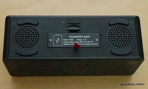 Gear Diary DBoom Bluetooth Speaker 45 001