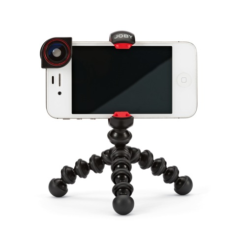 JOBY Goes Small With the GPod Mini Magnetic and MPod Mini Stand