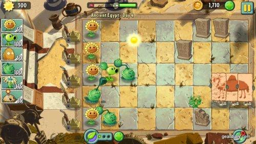 Plants vs Zombies Gear Diary (1)