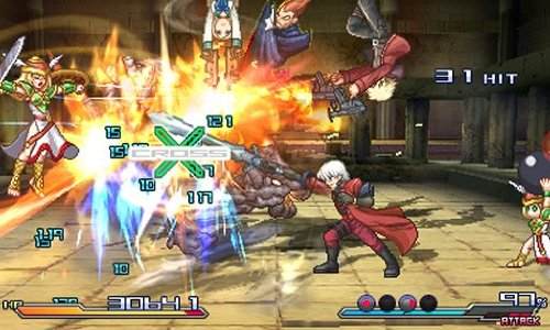 Project X Zone Review for Nintendo 3DS  Project X Zone Review for Nintendo 3DS