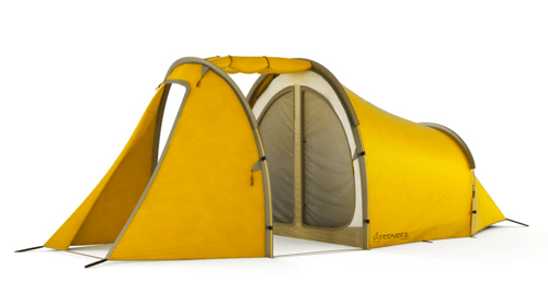 Redverz Gear's Series II Expedition Tent