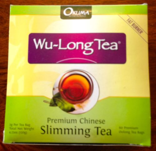 Science or Not, Wu-Long Slimming Tea is Awesome!