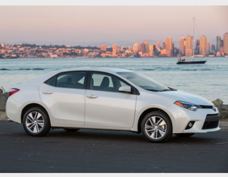 Toyota Launches All-New Corolla for 2014