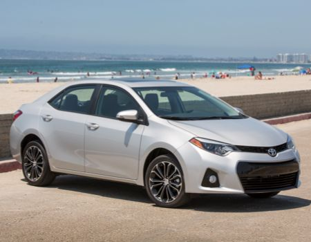 Toyota Launches All-New Corolla for 2014  Toyota Launches All-New Corolla for 2014