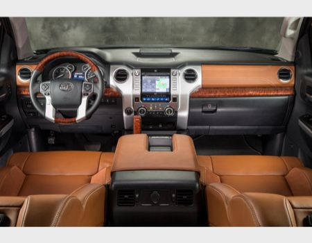 2014 Toyota Tundra Ready to Run with the 'Big Dogs'