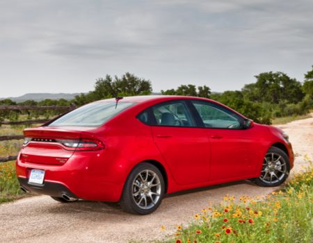 All-new Dodge Dart a Serious Contender in the Compact Segment