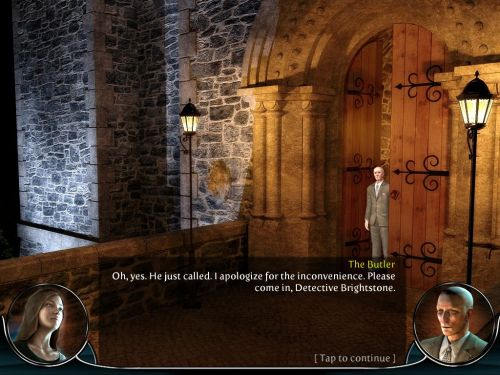 Brightstone Mysteries: Paranormal Hotel Brings Haunting Fun to iOS!