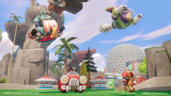 Disney Infinity Review on PlayStation 3 - Imaginative and Addictive Fun  Disney Infinity Review on PlayStation 3 - Imaginative and Addictive Fun  Disney Infinity Review on PlayStation 3 - Imaginative and Addictive Fun  Disney Infinity Review on PlayStation 3 - Imaginative and Addictive Fun