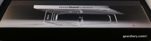 Twelve South GhostStand Review - a Hauntingly Awesome MacBook Accessory