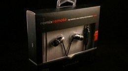 V-MODA Remix In-Ear Headphones Remote Review - Great Sound, Awesome Comfort