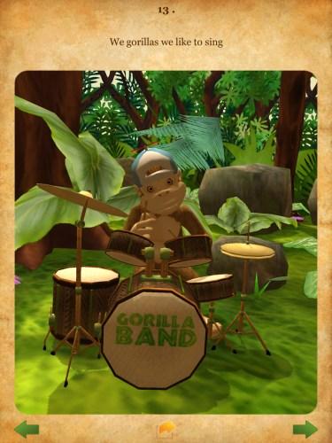 Gorilla Band 5a