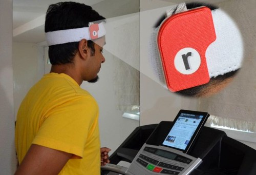 Run-n-Read Helps Out With The 'Reading On Treadmill' Issue