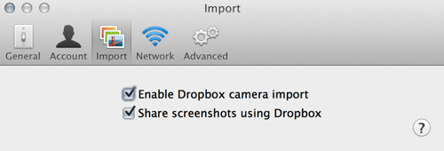 """GearDiary Clean Up Your Desktop with Dropbox 2.4's """"Save Screenshot"""" Feature"""