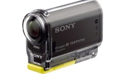 Record It All With Sony's HDR-AS30V Action Cam