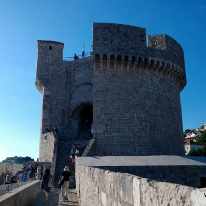 Fort Minceta, also known as the House of the Undying.