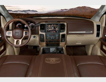 2013 Ram 3500 HD Laramie Longhorn Crew Cab 4x4 Pickup