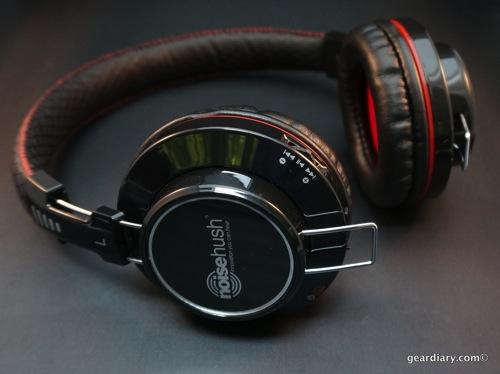 NoiseHush Freedom BT700 Bluetooth Headphones Cut the Cord, Don't Break the Bank