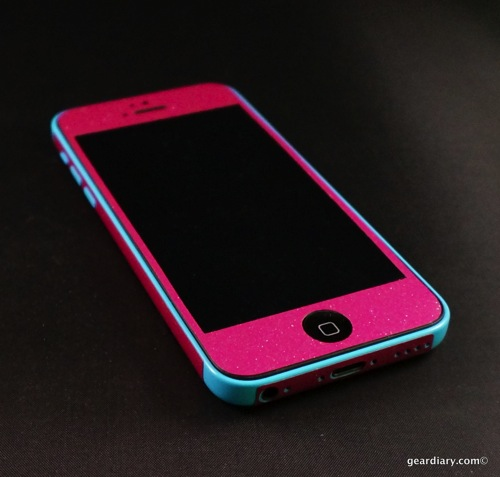 Slickwrap Your iPhone 5C for Color, Protection, and Bling!