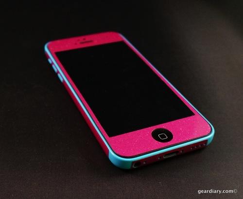 Gear Diary Slickwraps iPhone 5C 49