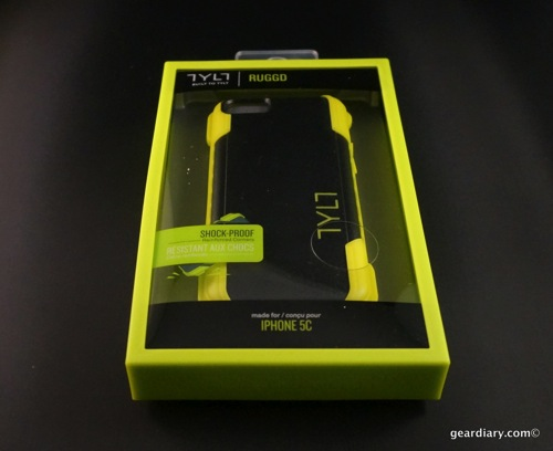 Tough It Out with the TYLT RUGGD for iPhone 5C