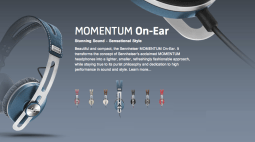 Sennheiser MOMENTUM On-Ear Headphones Review