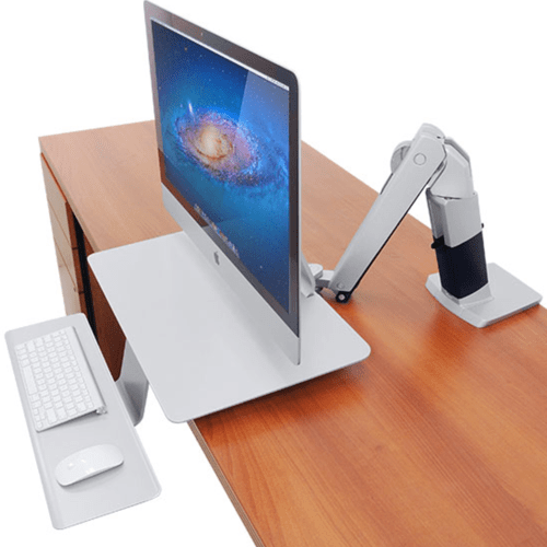 Use an Apple Computer? Ergotron Wants You to Work in a Whole New Way  Use an Apple Computer? Ergotron Wants You to Work in a Whole New Way