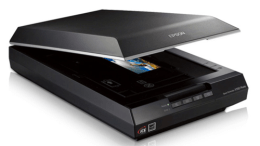 Bring Your Pictures into the Digital Age with the Epson Perfection V550 Photo Scanner