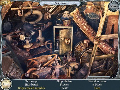 Treasure Seekers 3 CE 4