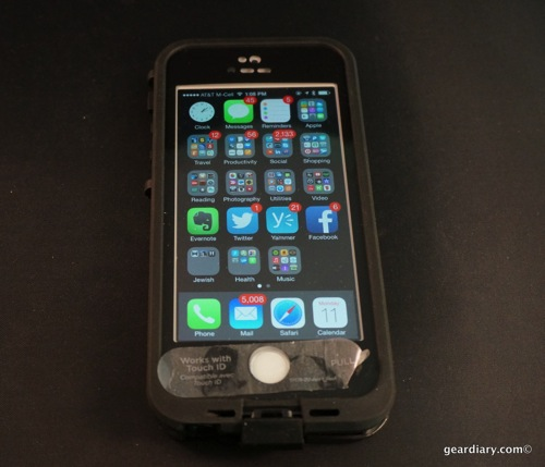 LifeProof fr? for the iPhone 5s- First Look