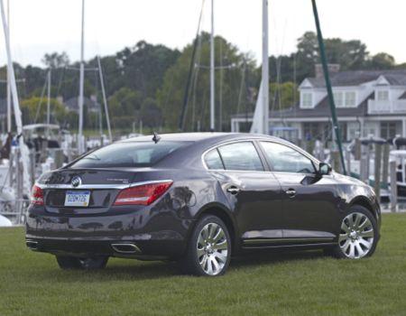 2014 Buick LaCrosse Is Quite the Premium Sedan