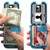 Flipside 3X Wallet Offers RFID Shielding for Your Cards and Much More
