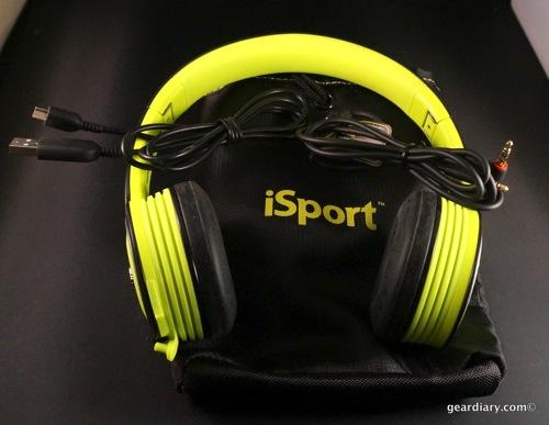 Gear Diary Monster iSport Freedom Bluetooth Headphones 07