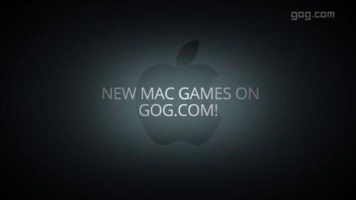 GoG.com Adds Mac Versions of 34 More Classic Games