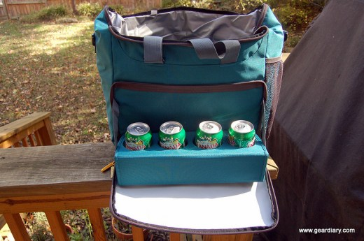 Mountain Cube can holder