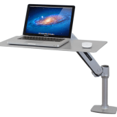 Ergotron WorkFit-P Sit-Stand Workstation for Apple Lets You Think on Your Toes