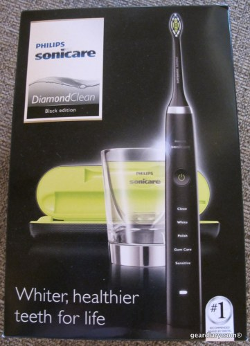 Sonicare DiamondClean Sonic Toothbrush Review - Judie & Dan Mouth Off About Oral Hygiene