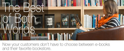 Amazon Offers Indie Bookstores a Small Cut to Sell eBooks, But Will Anyone Bite?