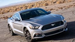 GearDiary Ford Debuts Next-Generation 2015 Mustang UPDATED