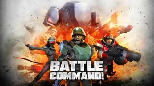 Battle Command Brings Multiplayer Combat Strategy to iOS and Android