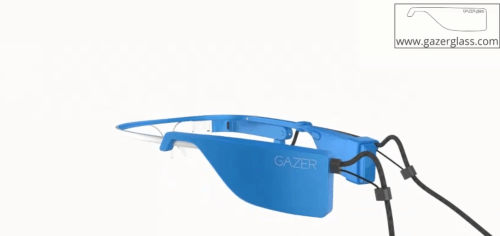 GazerGlass Adds 1500mAh to Google Glass's Puny Battery