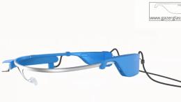 GearDiary GazerGlass Adds 1500mAh to Google Glass's Puny Battery
