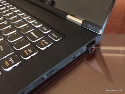 SanDisk Cruzer and Fit USB Thumb Drives Make the Most of Your Ultrabook's Limited Memory