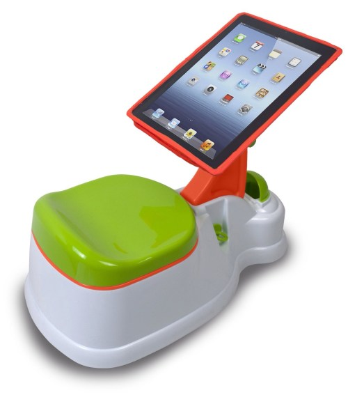Commonsense.org Commercial Takes on the iPotty Concept
