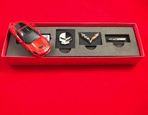 2014 NAIAS Corvette Press Kit