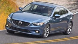 2014 Mazda6 is the New Midsize Sedan Champ