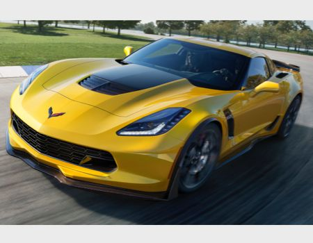 Chevy Launches New Rocket in Detroit, Calls It 2015 Corvette Z06  Chevy Launches New Rocket in Detroit, Calls It 2015 Corvette Z06  Chevy Launches New Rocket in Detroit, Calls It 2015 Corvette Z06